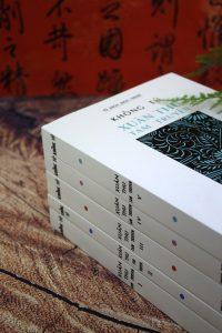 Xuân thu tam truyện (Bộ 5 quyển)